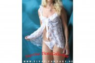 Babydoll Negligee Lingerie-Set  C16
